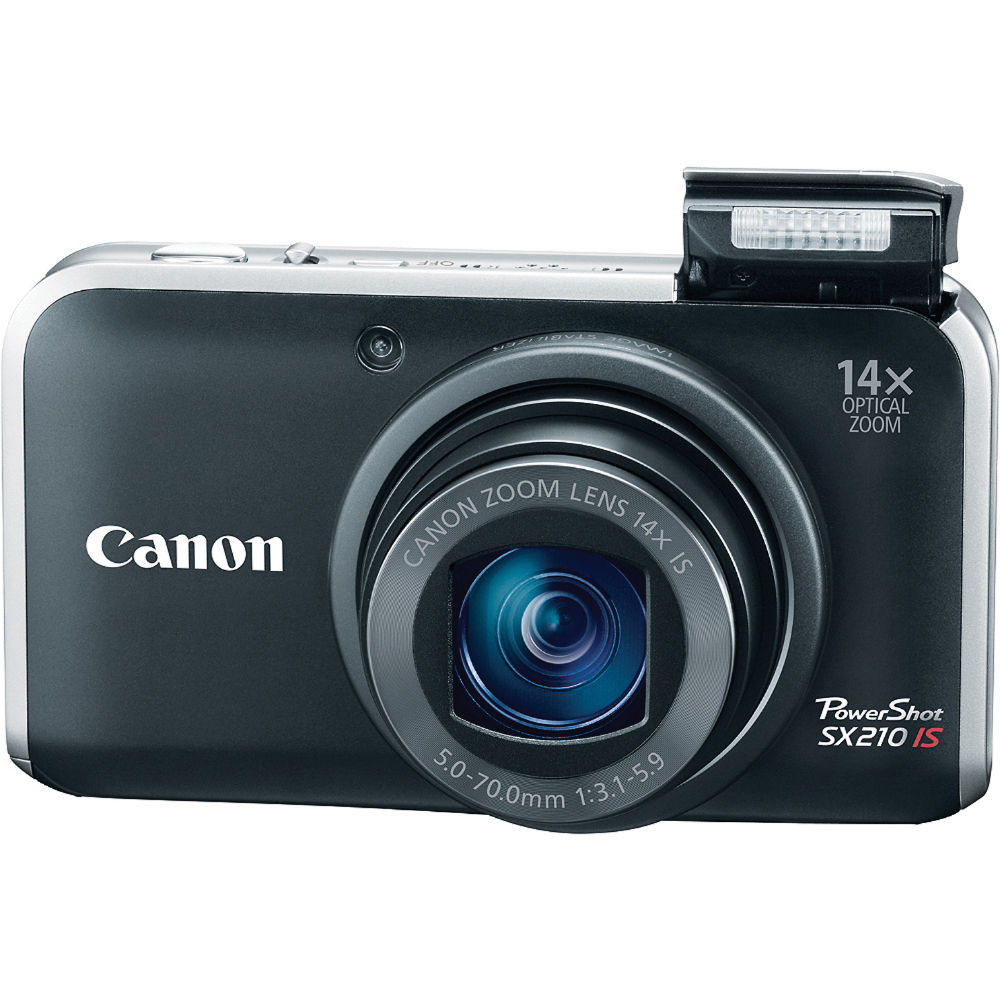 canon powershot sx210is manual pdf