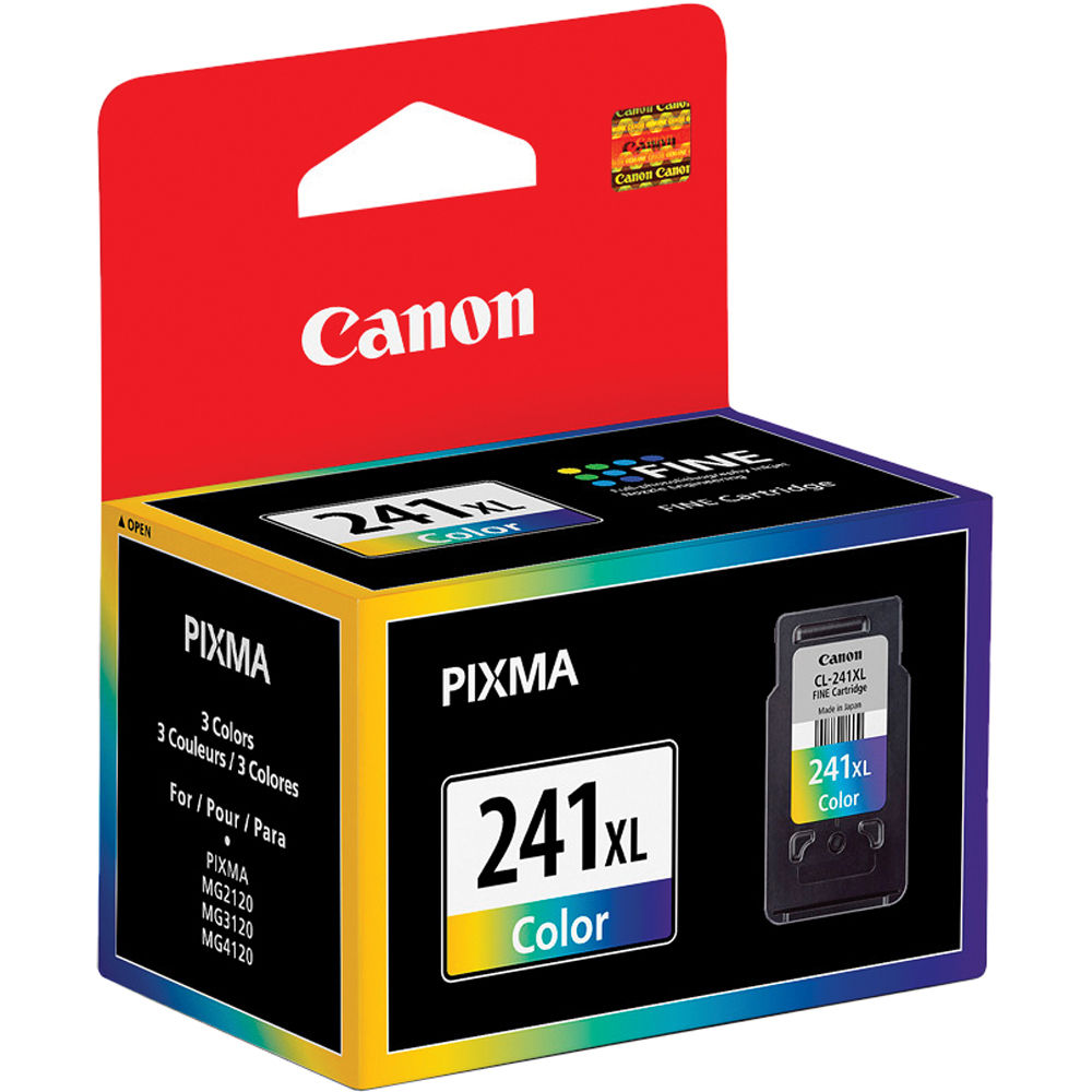 Canon CL 241XL Color Ink Cartridge