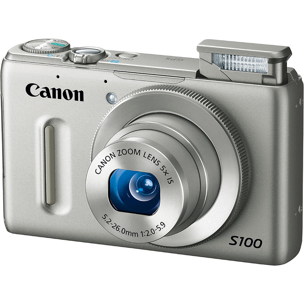 Canon powershot s100 manual focus webcam