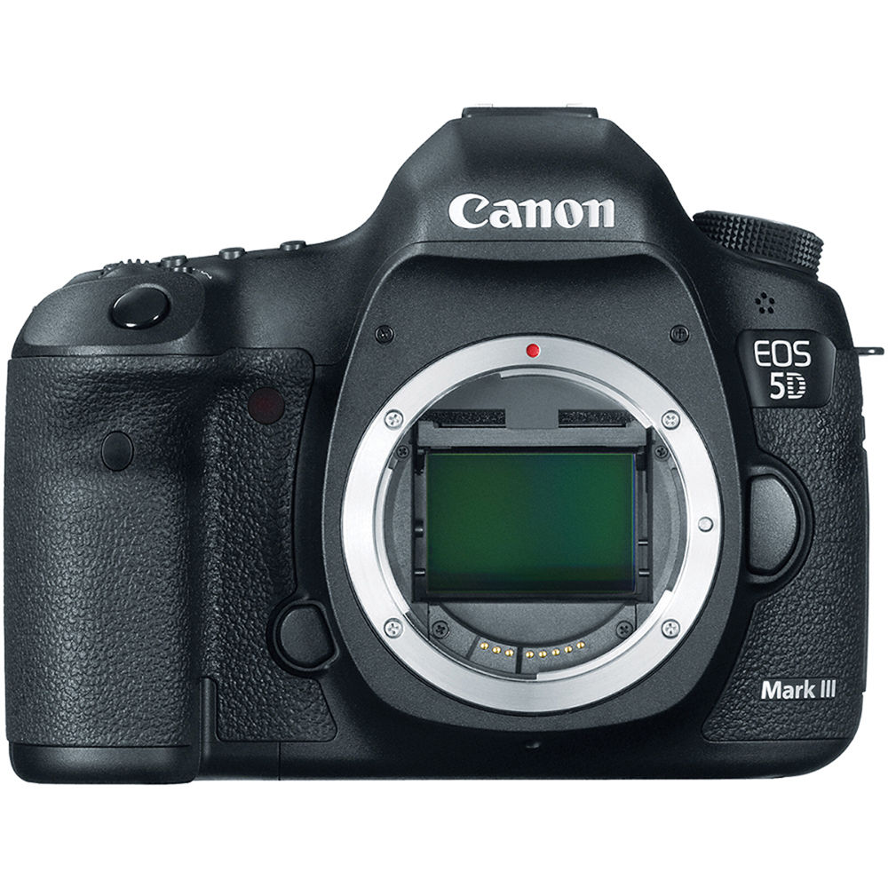 canon eos 5d mark iii dslr camera body only 5260b002 b h
