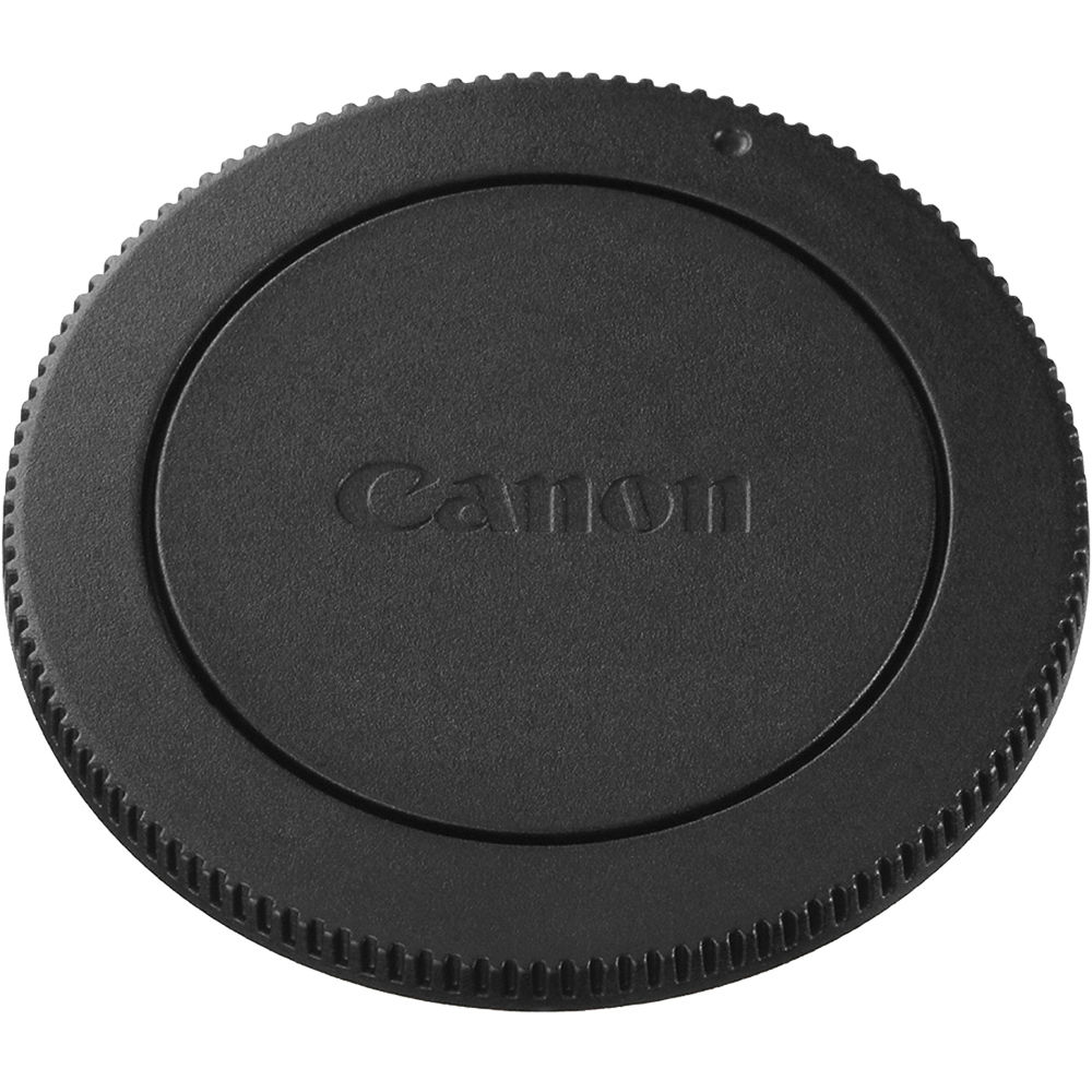 canon r f 4 camera cover body cap for eos m 6786b001 b h photo