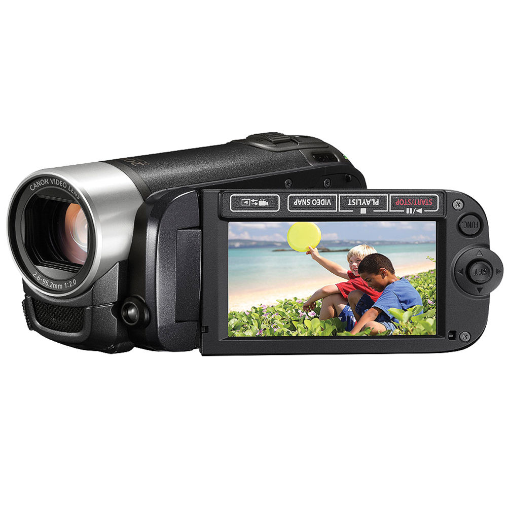 Canon LEGRIA FS46 Dual Flash Memory PAL Camcorder