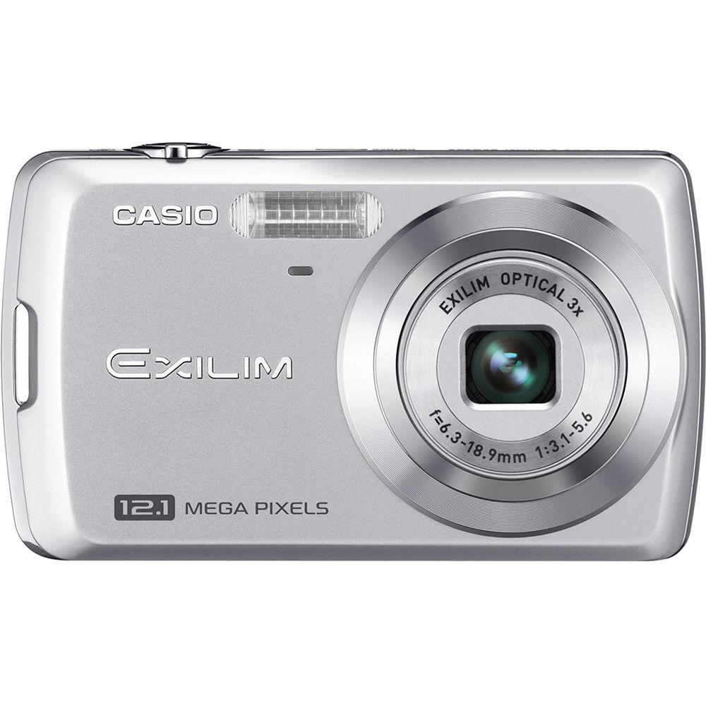 casio exilim ex z35 digital camera silver exz35sr b h photo rh bhphotovideo com Casio Exilim Ex S10 Manual Casio Watch Instruction Manual