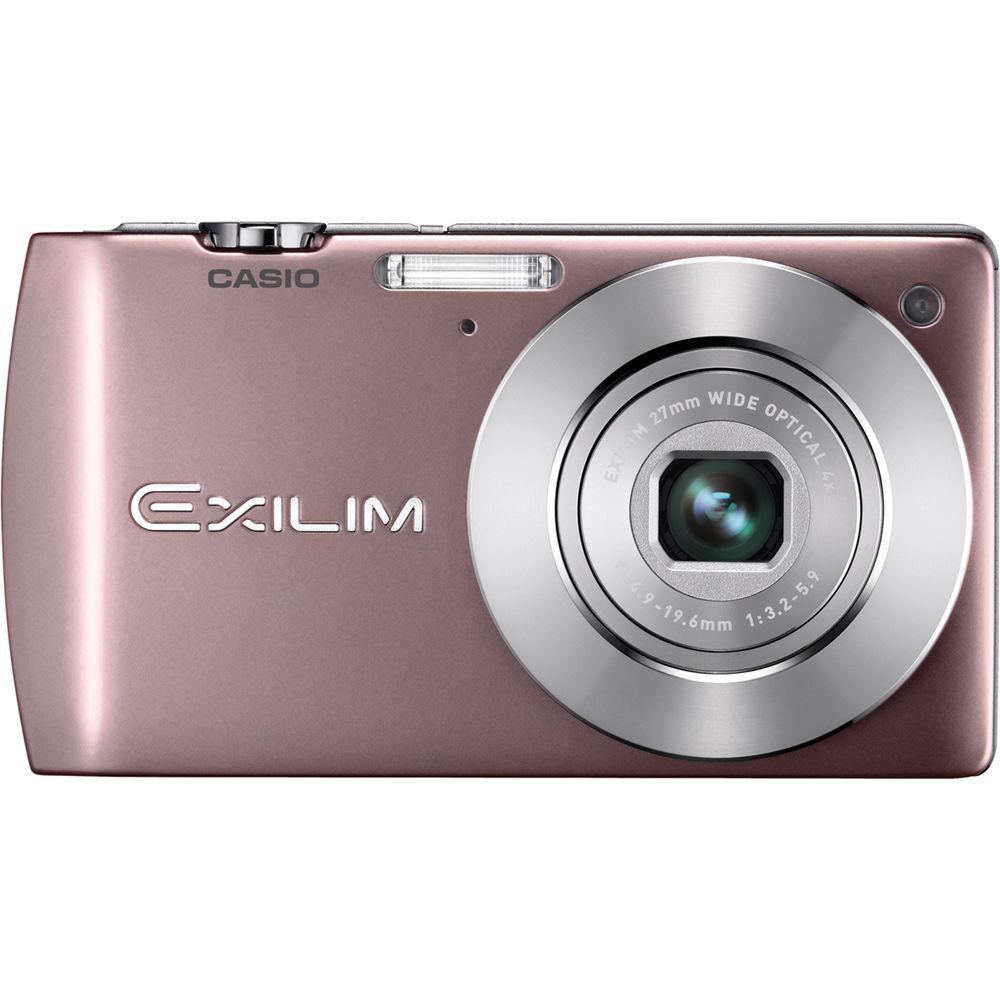 casio exilim ex s200 digital camera pink ex s200pk b h photo rh bhphotovideo com Casio Calculator Instruction Manual Casio Watch Manual