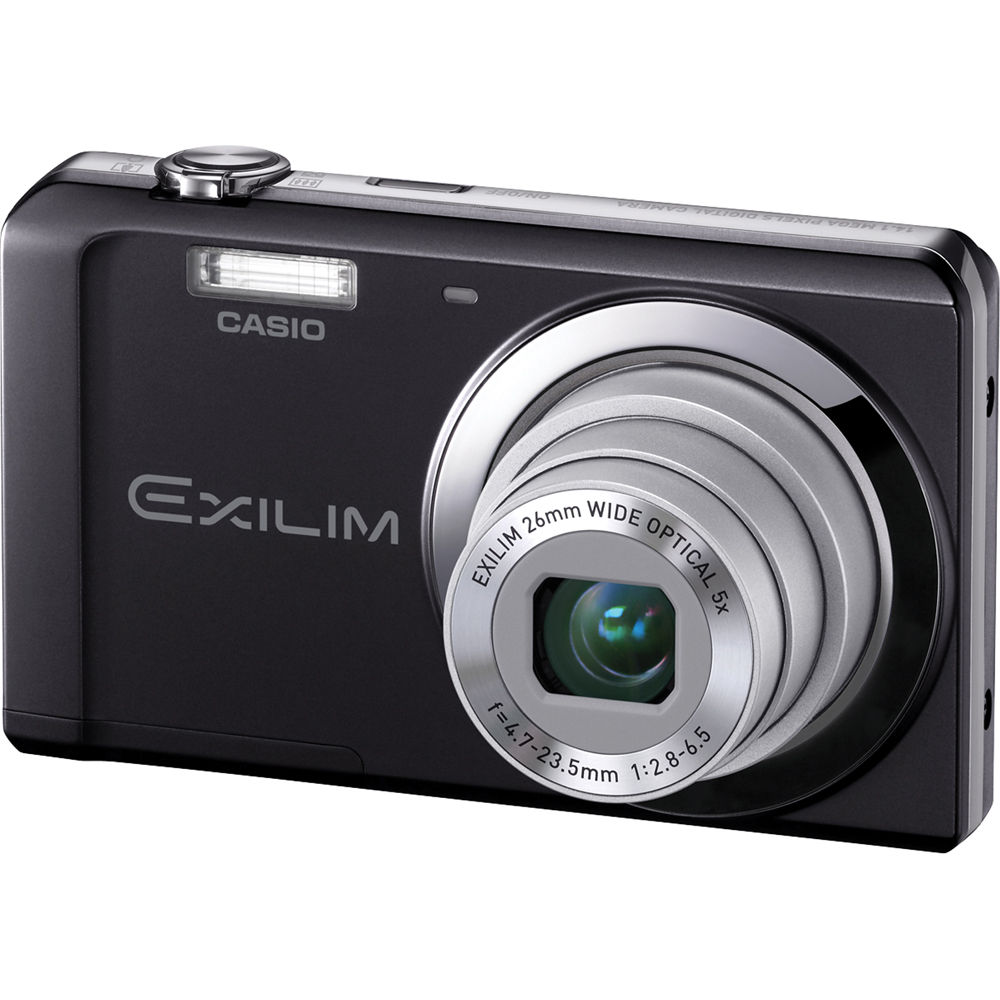 casio exilim ex zs5 digital camera black ex zs5b b h photo rh bhphotovideo com Casio Digital Camera Manual Digital Cameras Casio Instruction Manual
