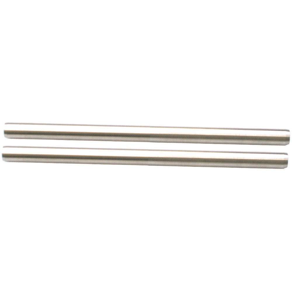 25 inches to mm cavision 19mm pair of steel rods 10 inches long