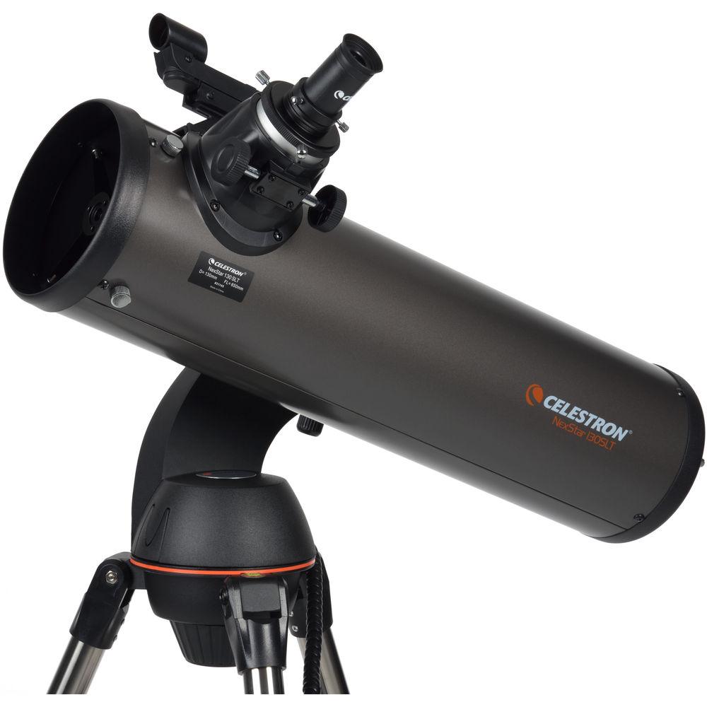 Celestron Nexstar 130 Slt 5 1 Quot 130mm Reflector 31145 B Amp H