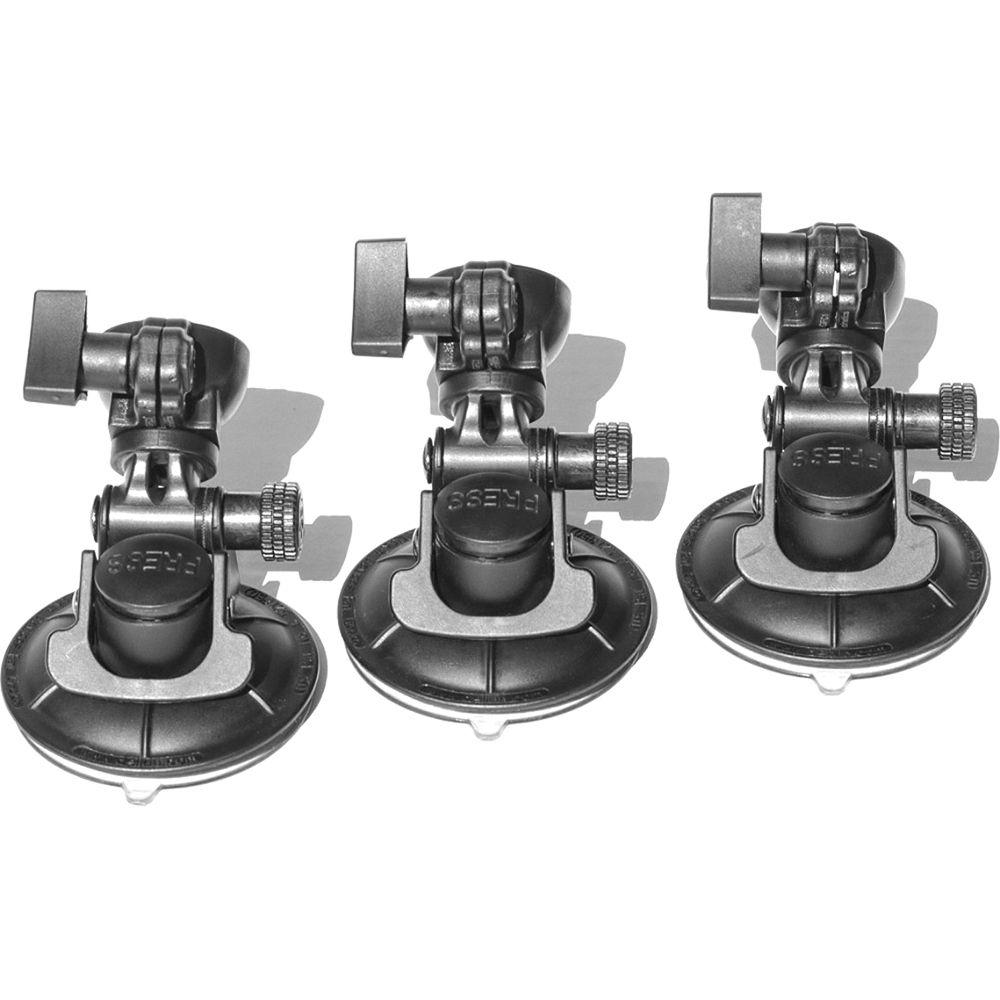 cinetics cinesquid suction cup camera mount for gorillapod focus tripod