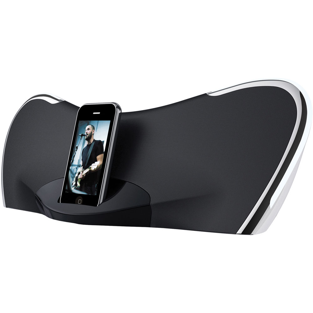 coby csmp145 digital speaker system for ipod and iphone. Black Bedroom Furniture Sets. Home Design Ideas