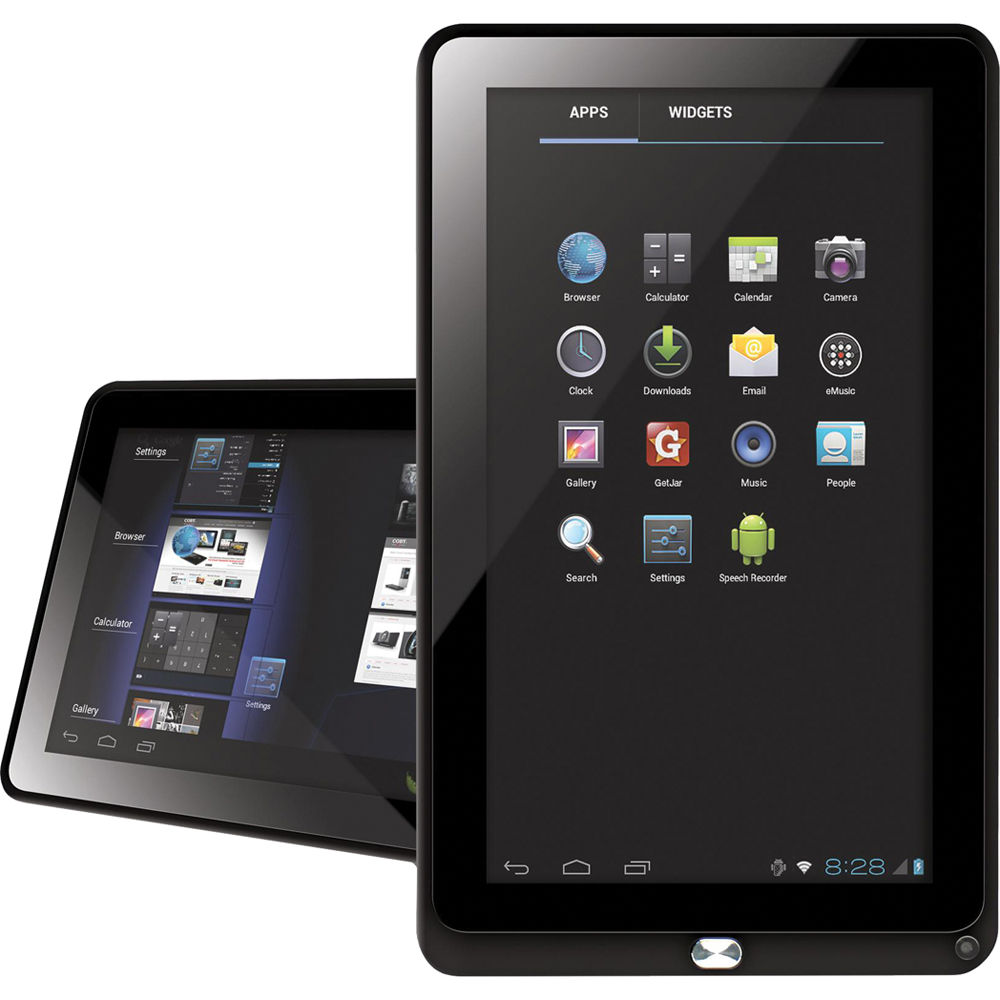 coby 8gb mid1042 10 1 android 4 0 multi touch mid1042 8g rh bhphotovideo com Nook Tablet User Manual Android Tablet Service Manual