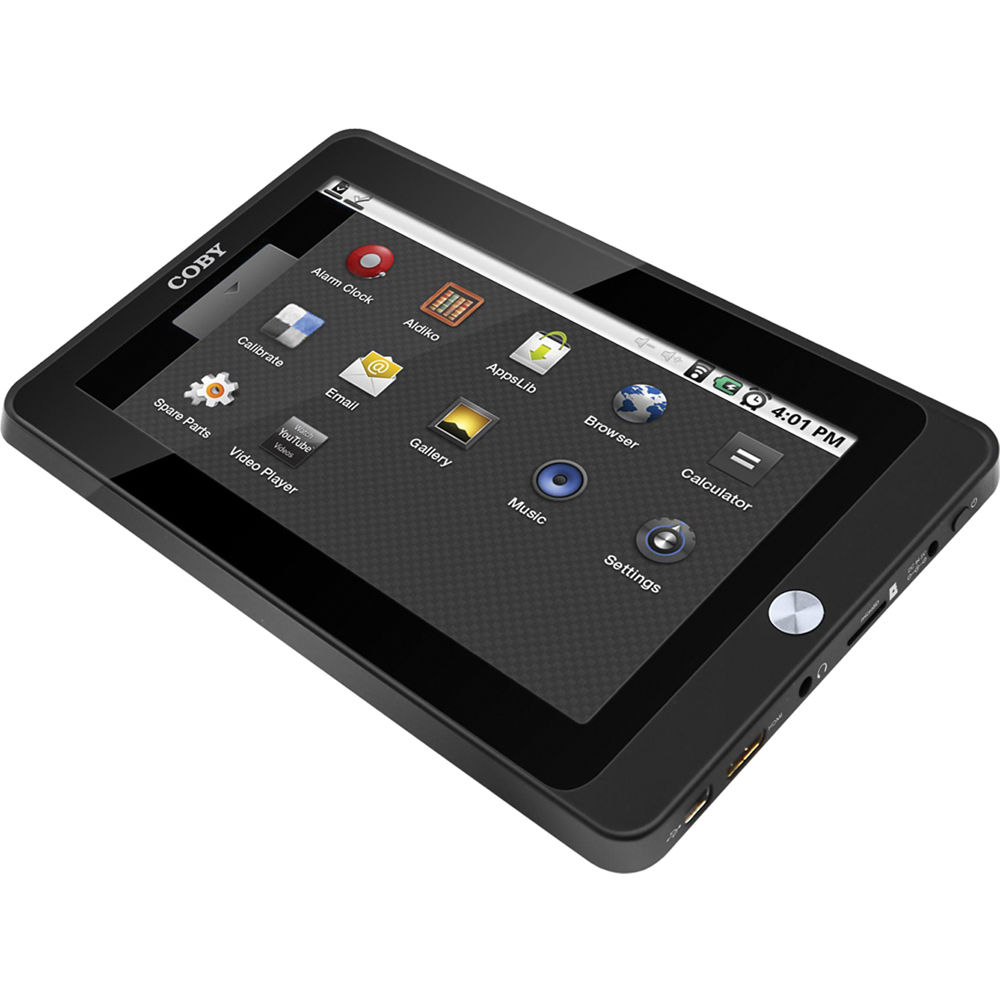 coby kyros internet touchscreen tablet mid7015 b h photo video rh bhphotovideo com Coby Kyros MID7015 Wall Charger Coby Kyros MID7012