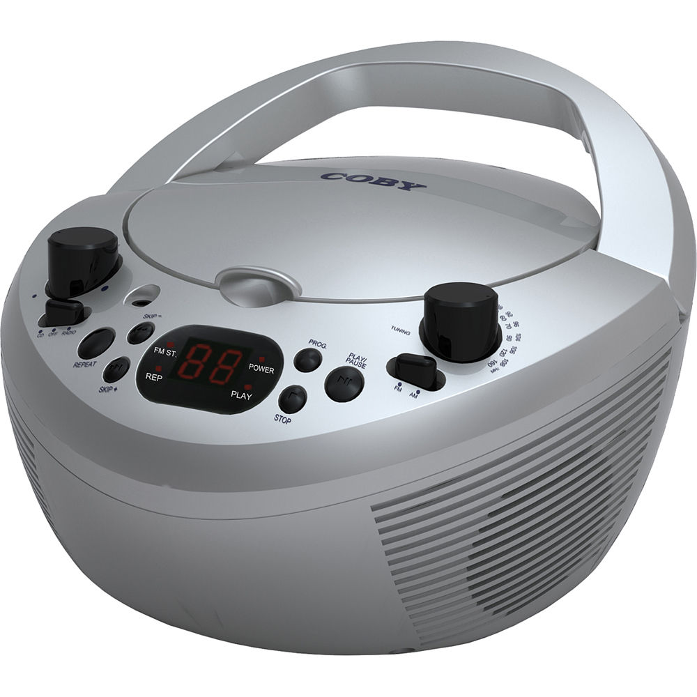 Coby TFDVD577 TFDVD577 5 6 Portable DVD CD MP3 likewise Coby CXCD241R CX CD241 Portable CD Player moreover Sony Mhc Ec55 Mini Hi Fi  ponent System Discontinued By Manufacturer 9898590 as well 357601 4 as well Coby cxcd251 svr CXCD251 Portable CD Player. on coby cd player with am fm tuner