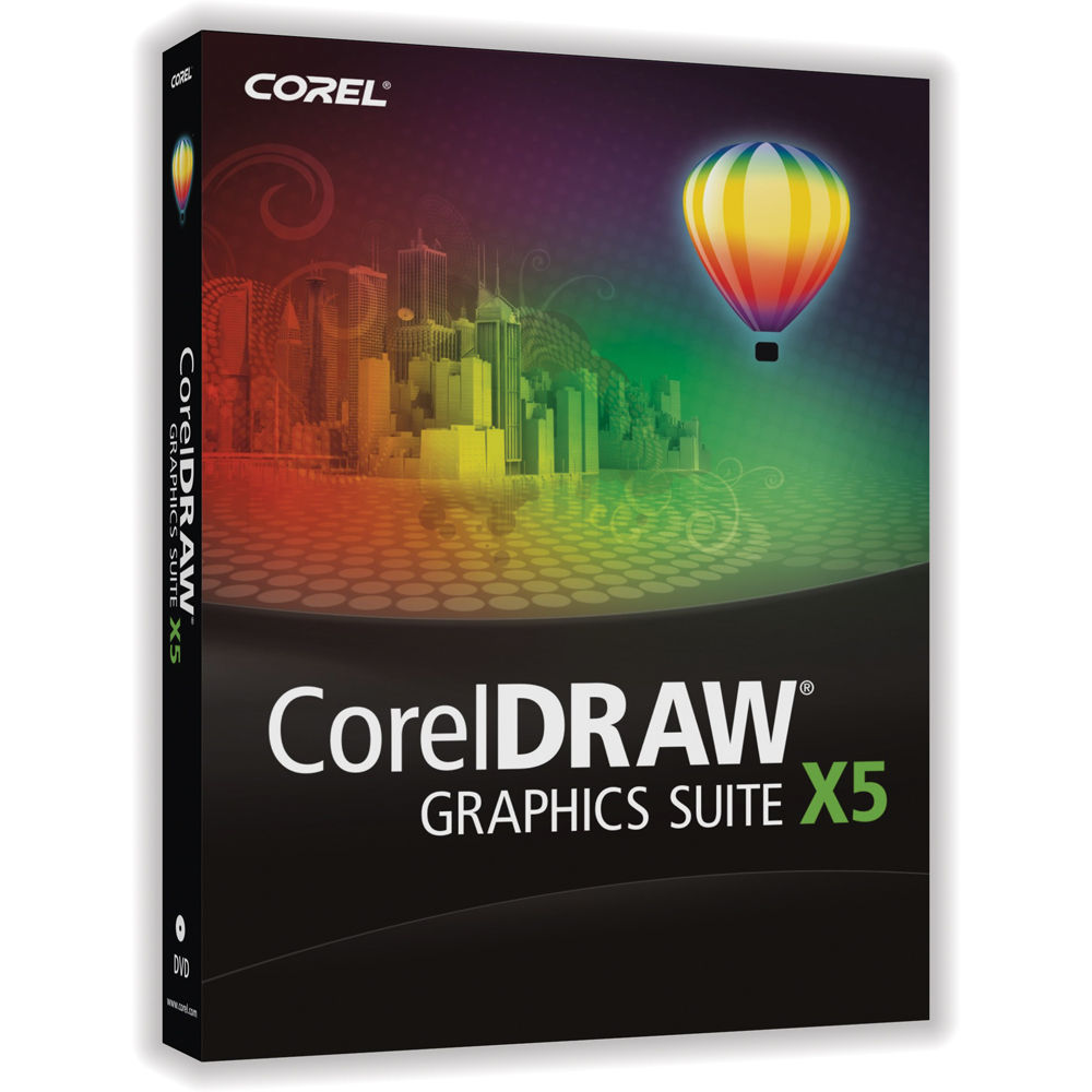 coreldraw graphics suite x5 full download