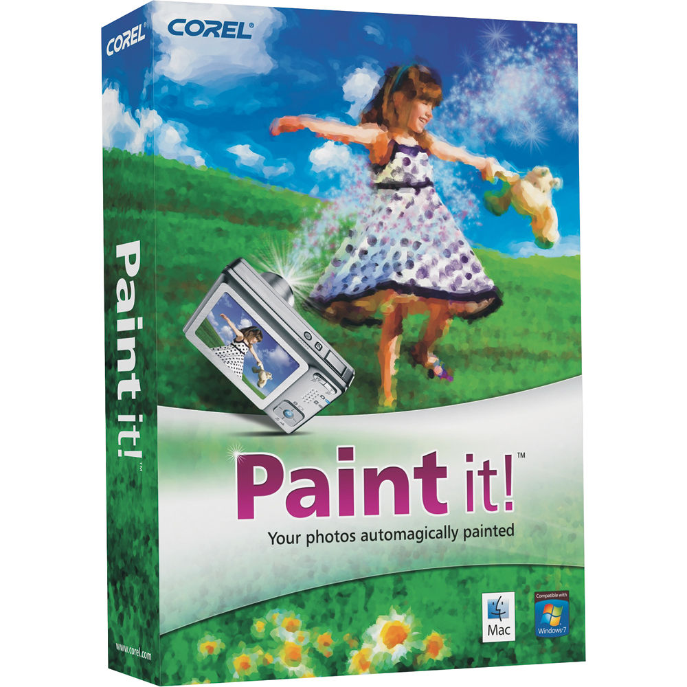 corel paint it software pipenmb b h photo video