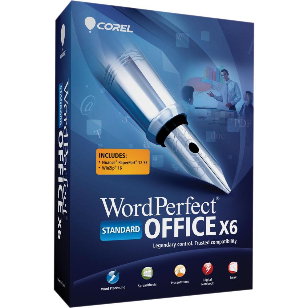 corel wordperfect office x6 serial number