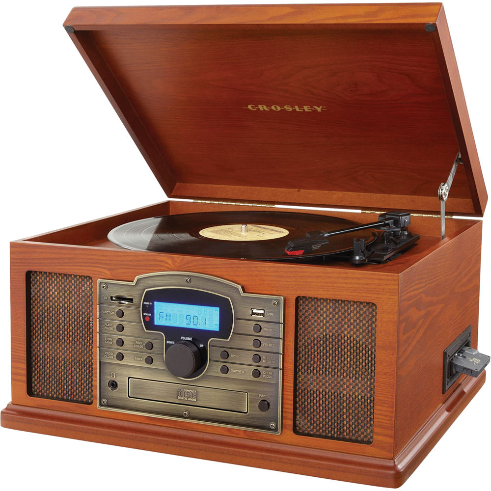 Crosley Radio CR7002A ...