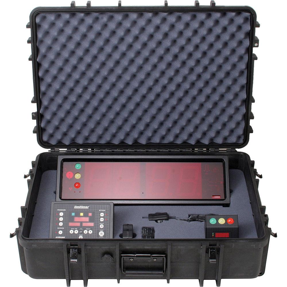 dsan corp large storage carry case for limitimer cs 827