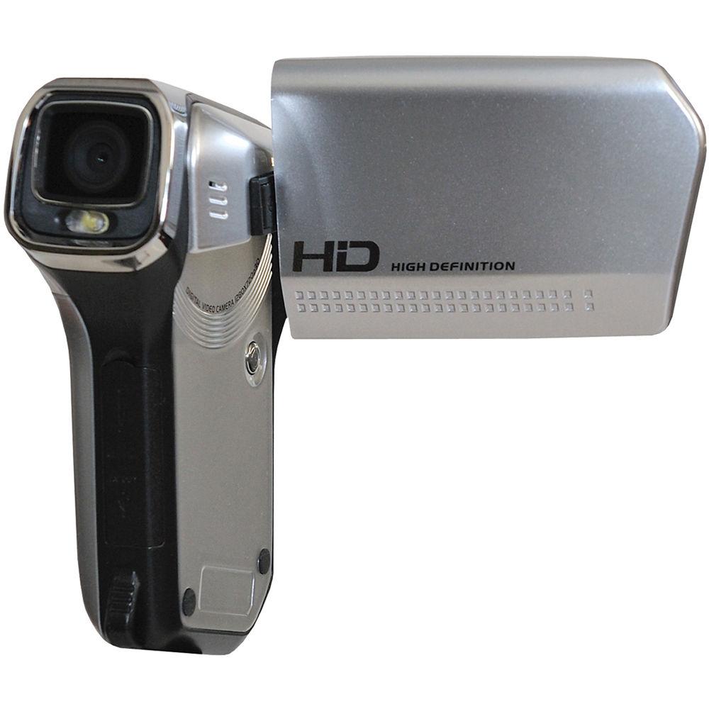 dxg dxg 5b6v hd camcorder silver dxg 5b6vs b h photo video rh bhphotovideo com dxg dvx5f9 3d camcorder manual dxg 3.0 megapixel digital camcorder manual