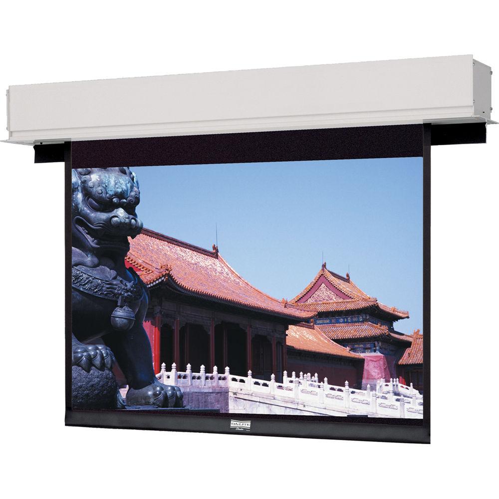 Da lite 88116 advantage deluxe electrol motorized 88116 bh da lite 88116 advantage deluxe electrol motorized projection screen 12 x 12 ppazfo