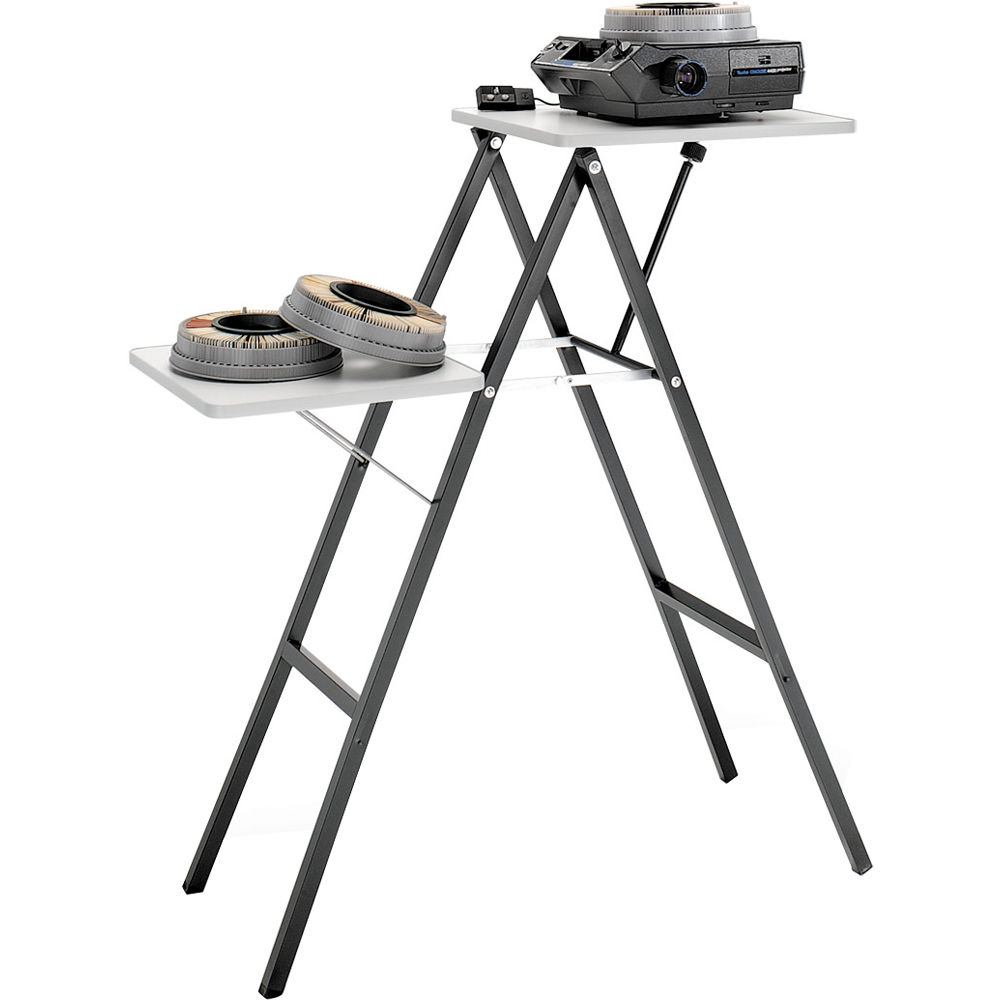 Da lite gigant folding projection stand 90001 90001 b h for Stand 2 b