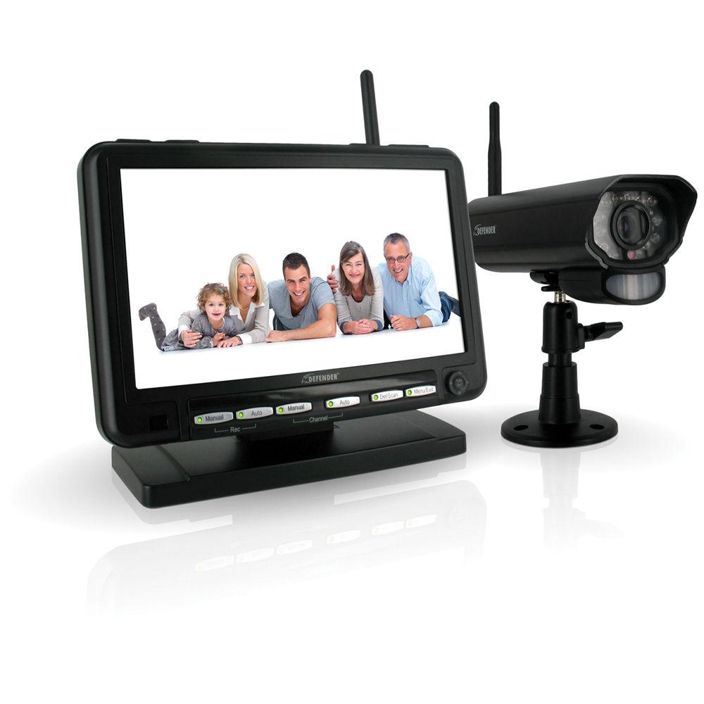 Defender Phoenix 301 Digital Wireless Security System PX301-010