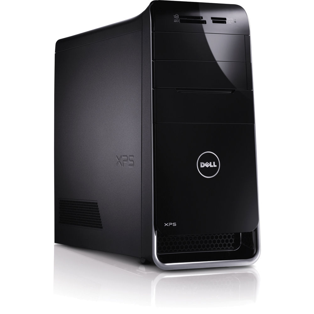 Dell XPS 8300 X8300-6007BK Desktop Computer