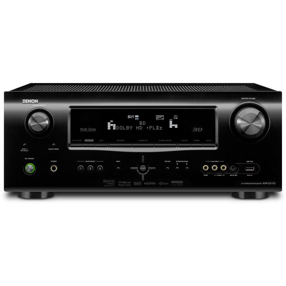 Denon AVR-2311CI AV Surround Receiver