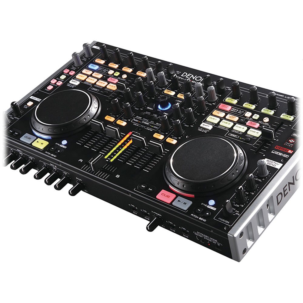 denon dj mc6000mk2 replacement for denon dj mc6000 b h photo. Black Bedroom Furniture Sets. Home Design Ideas