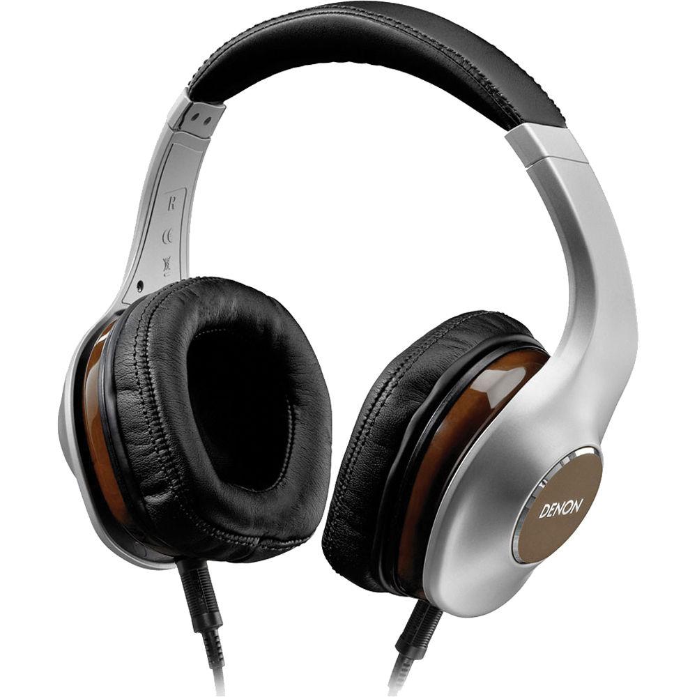 Denon Music Maniac Artisan AH-D7100 Headphones AH-D7100 B&H