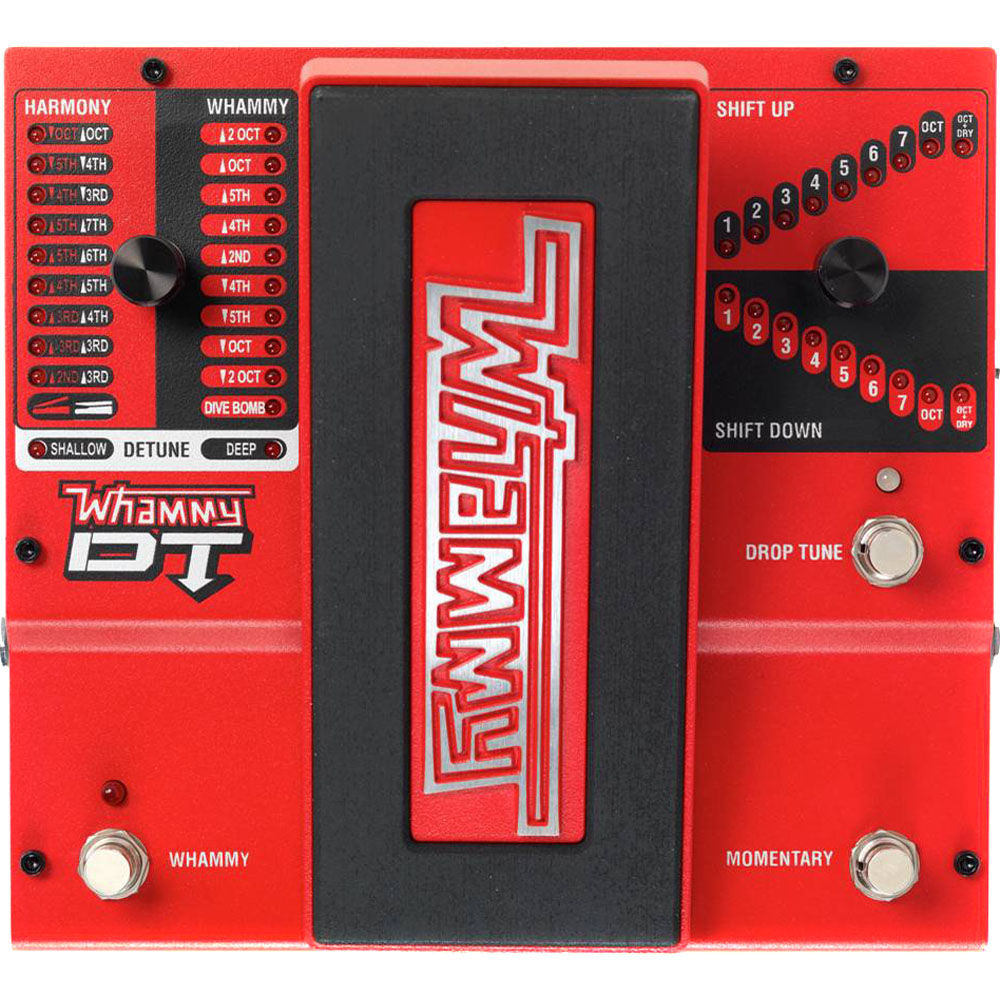digitech whammy how to connect