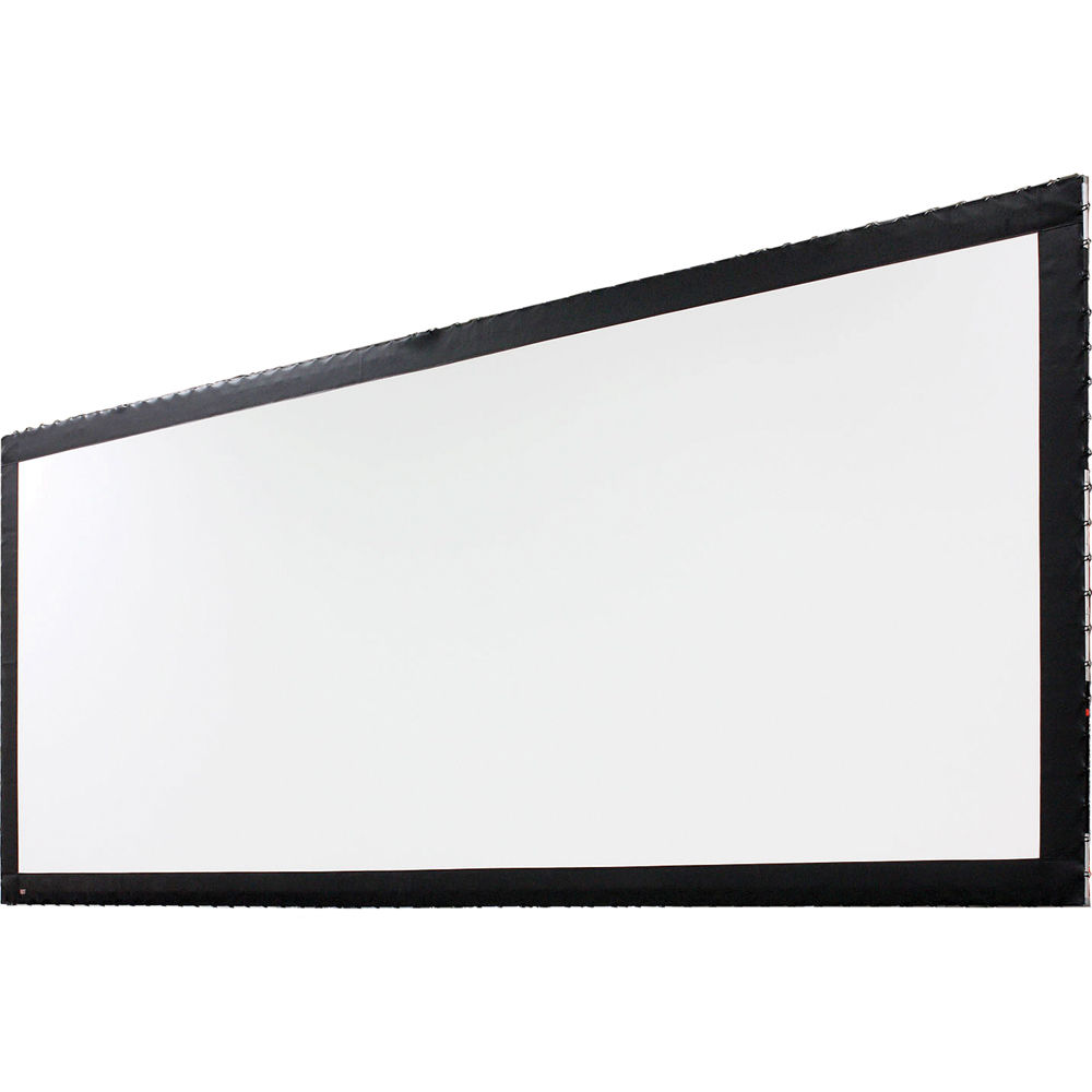 similar model shown for purposes draper stagescreen portable projection screen screen surface only