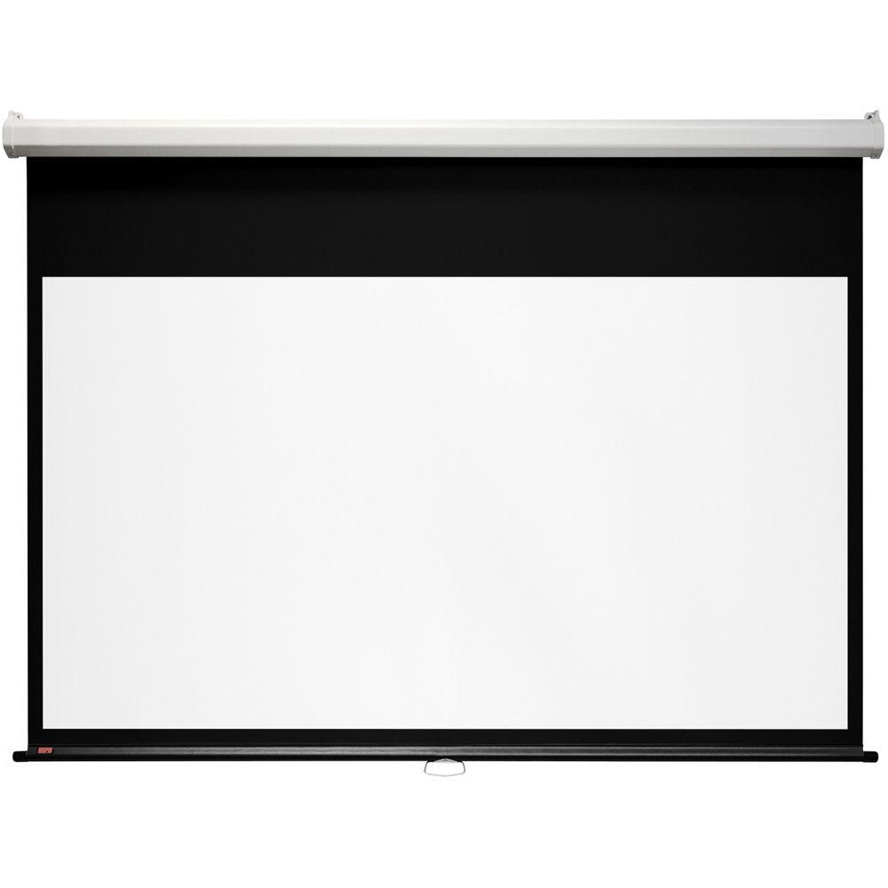 Draper star custom manual projection screen 16:9 700063 b&h.