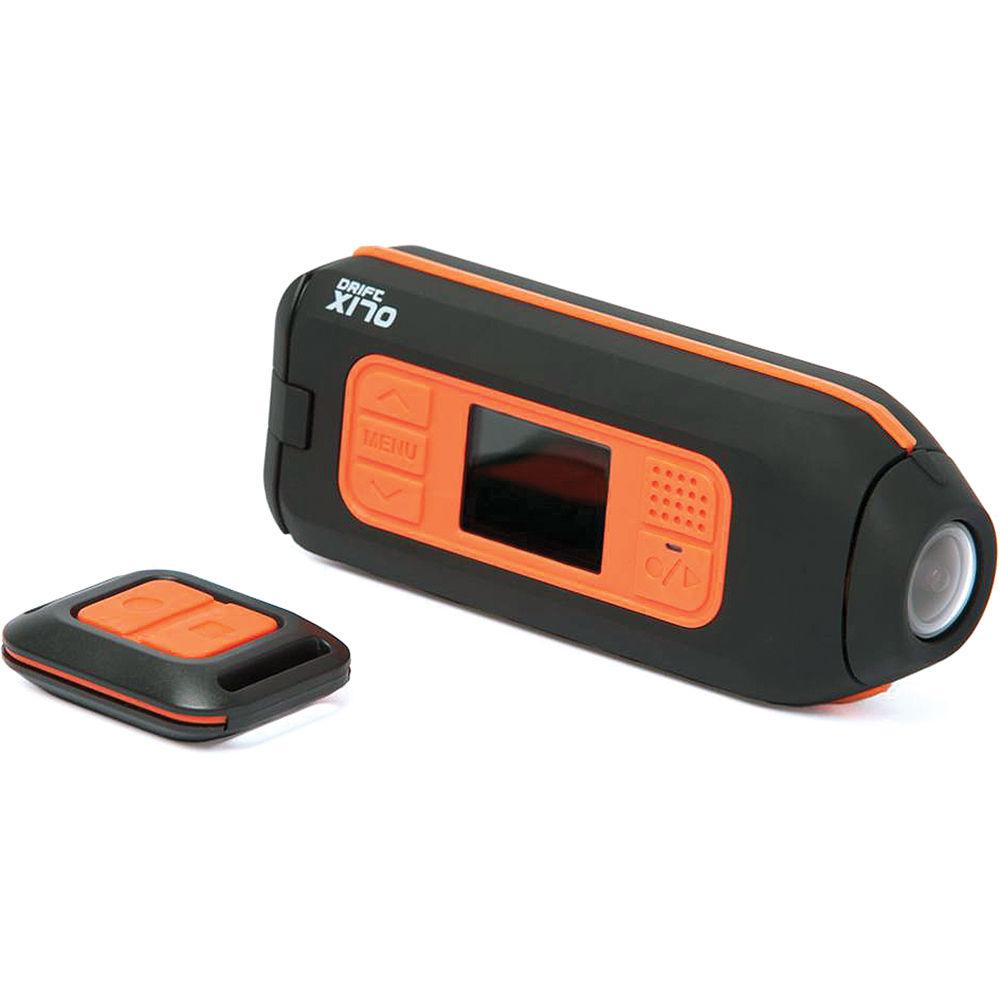 drift x170 action sports camera x170 b h photo video rh bhphotovideo com Drift HD Review Drift Cars