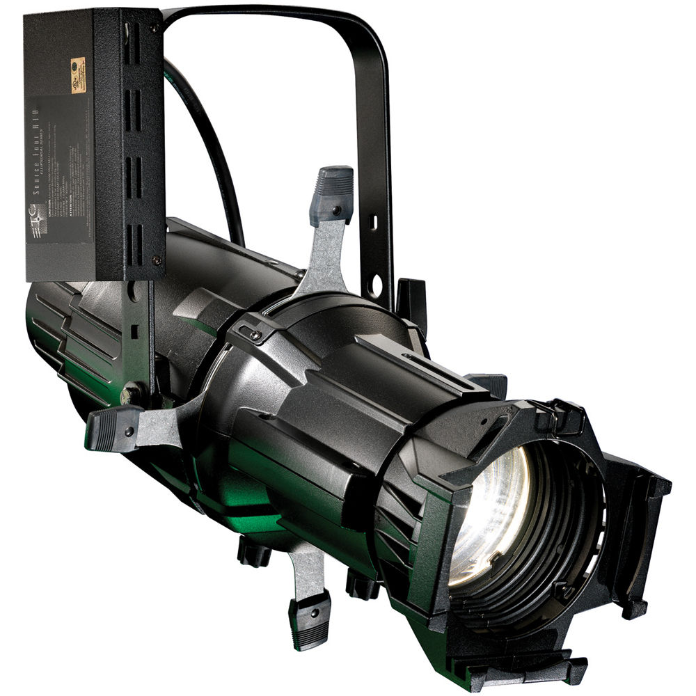 Etc Source Four Hid 90 Ellipsoidal 70w 120v 7060a1458 A Creating An Ballast With Constant Lamp Power Control Similar Model Shown For Illustrative Purposes