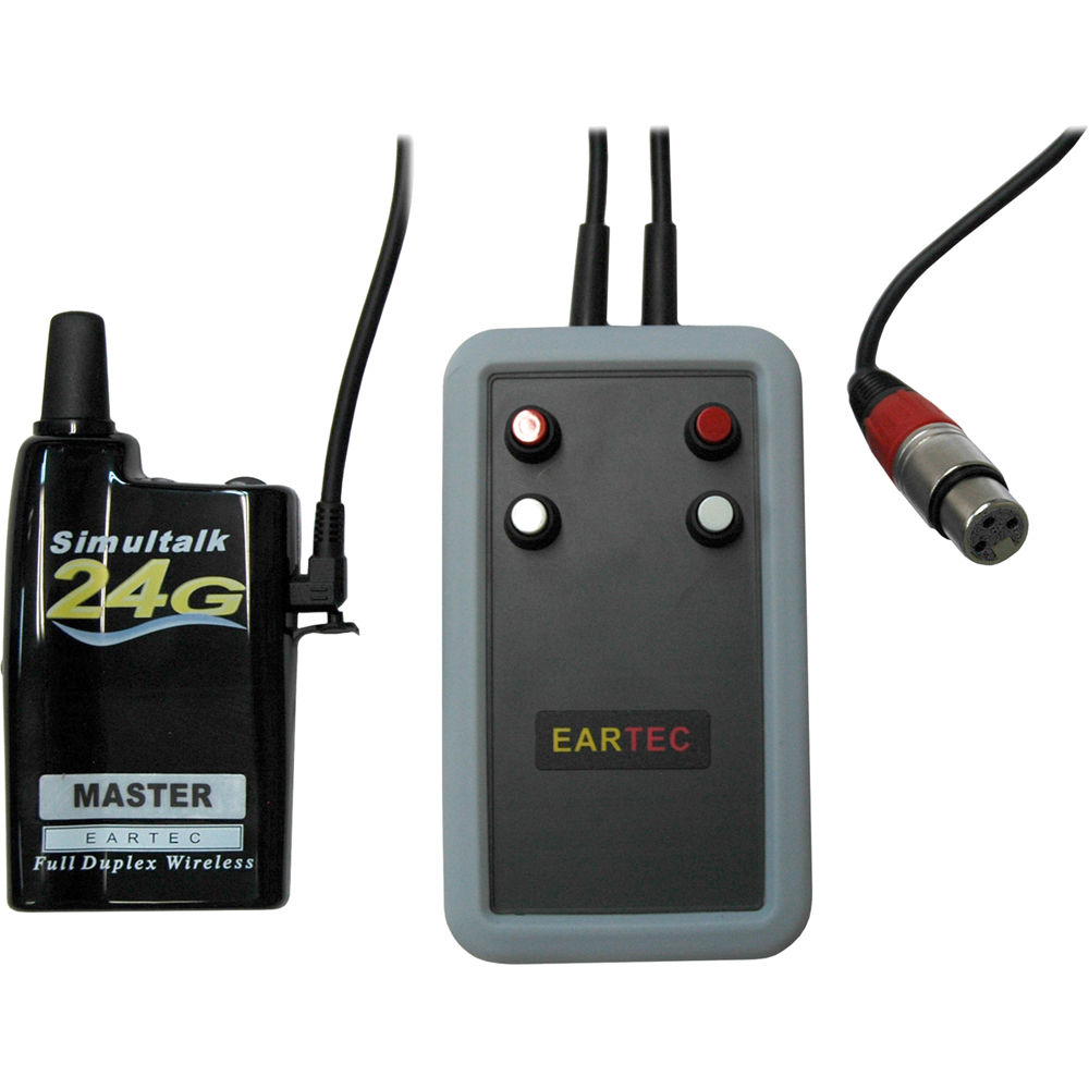 Eartec Slt Int Wireless To Wired Interface For 24g Slt Int B Amp H
