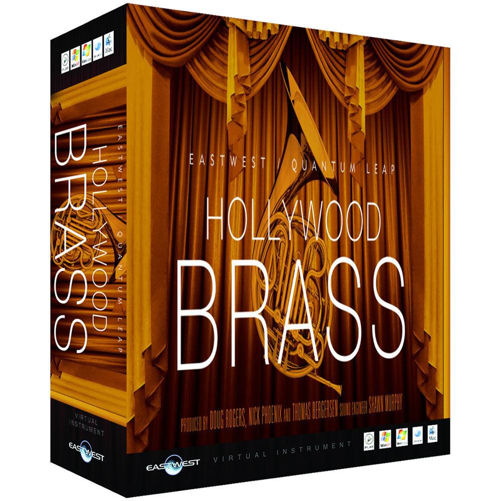 Edition Diamond: EastWest Hollywood Brass Diamond Edition