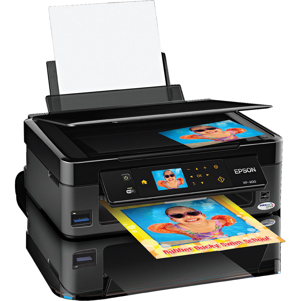 Epson XP-400 Printer Driver UPDATE