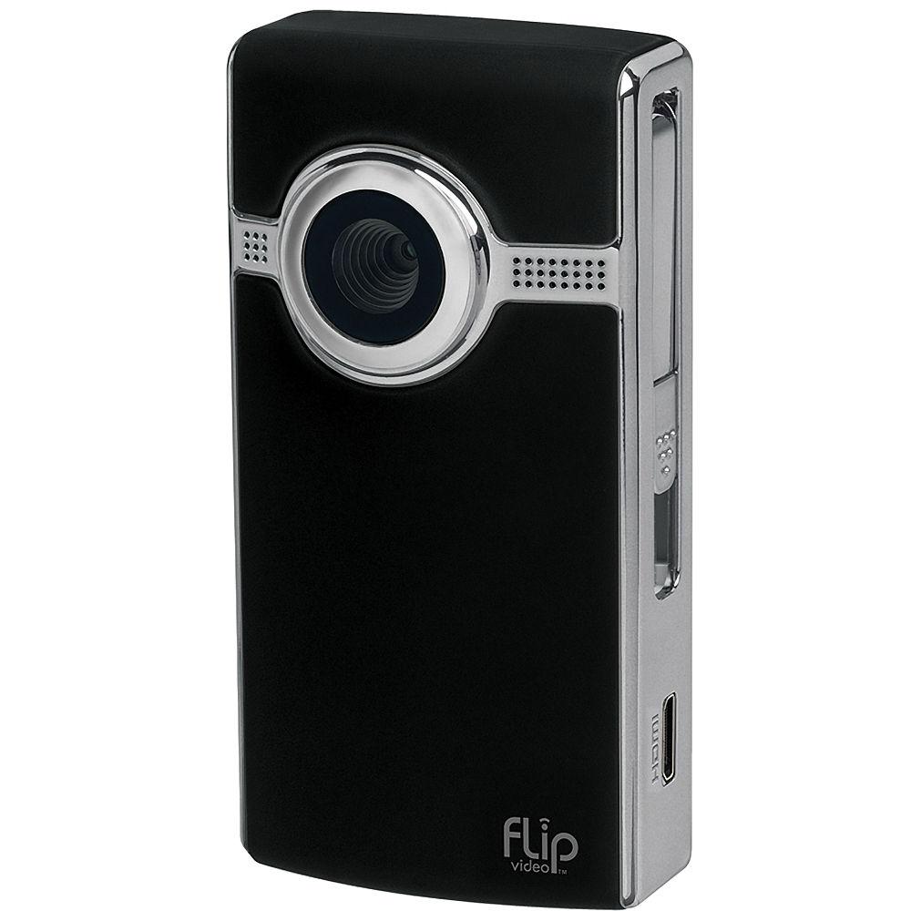 flip video ultrahd camcorder black u2120b b h photo video rh bhphotovideo  com Flip Ultra Camera Flip Ultra HD 4GB