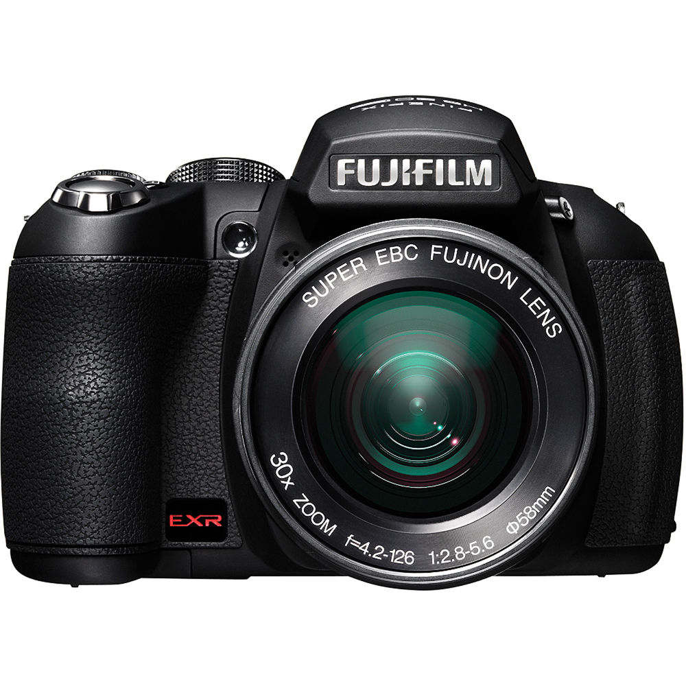 fujifilm finepix hs20exr digital camera black 16113421 b h rh bhphotovideo com Instruction Manual Instruction Manual