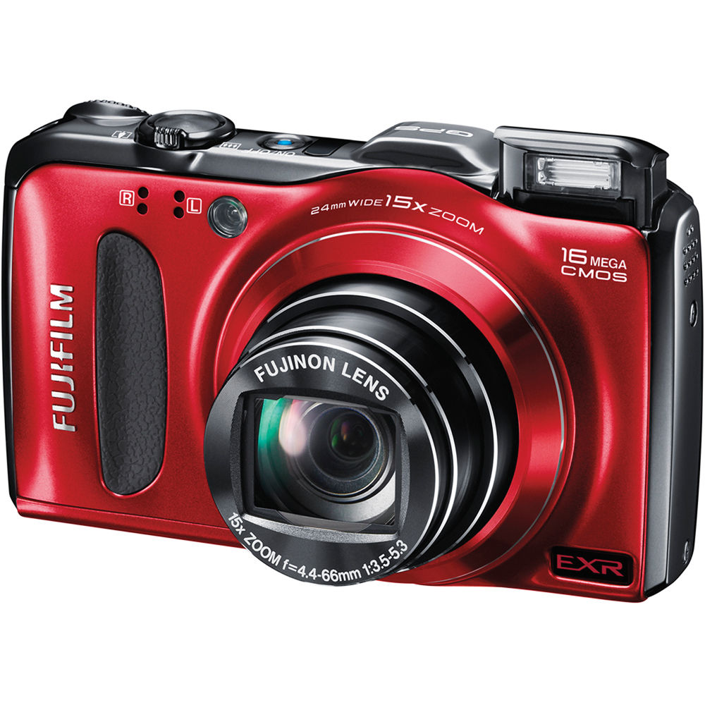 fujifilm finepix f550exr digital camera red 16165917 b h photo rh bhphotovideo com Fujifilm FinePix S-Series fujifilm finepix f550exr price