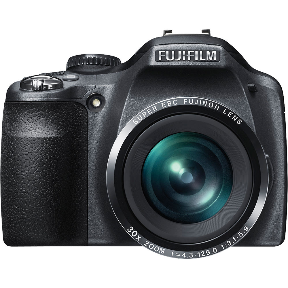 fujifilm finepix sl300 digital camera black 16206450 b h photo rh bhphotovideo com manual camera digital fujifilm finepix sl300 Fuji SL300 Filter Adapter