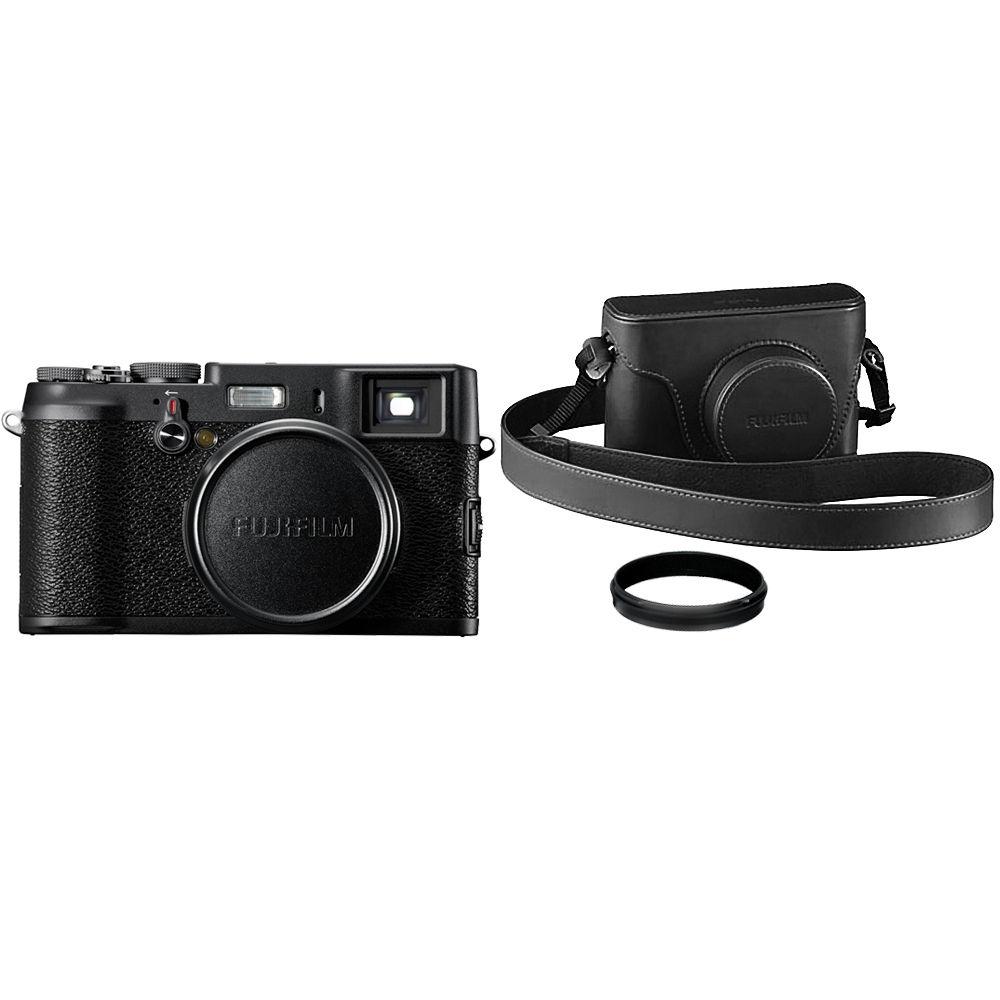 Fujifilm X100/X100 Black Camera XP