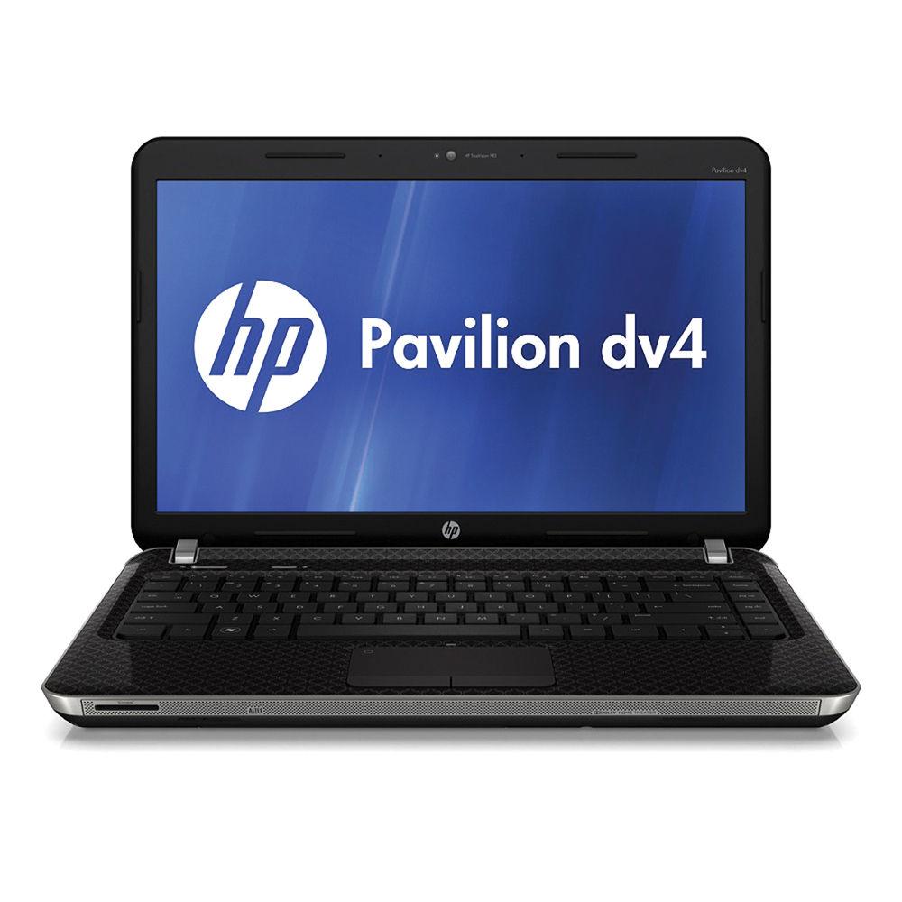 "HP Pavilion dv4-4270us 14"" Notebook Computer (Espresso Black)"