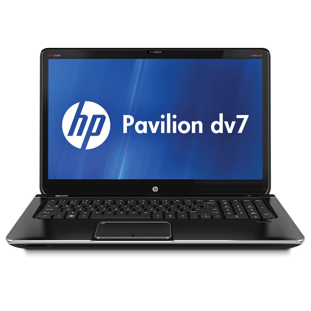 HP Pavilion dv77030us 17.3quot; Notebook Computer Midnight Black