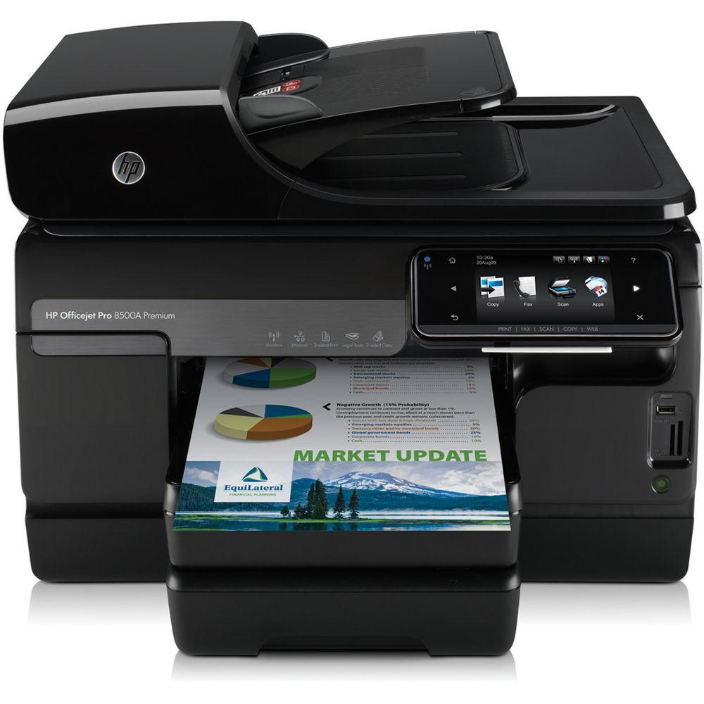 Hp Officejet Pro 8500a Premium E