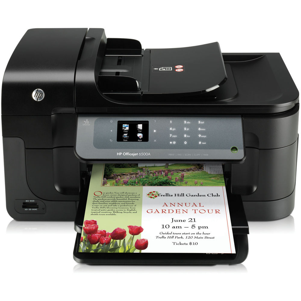 hp officejet 6500a e all in one inkjet printer cn555a b1h b h rh bhphotovideo com hp 6500a plus service manual hp 6500a plus user manual
