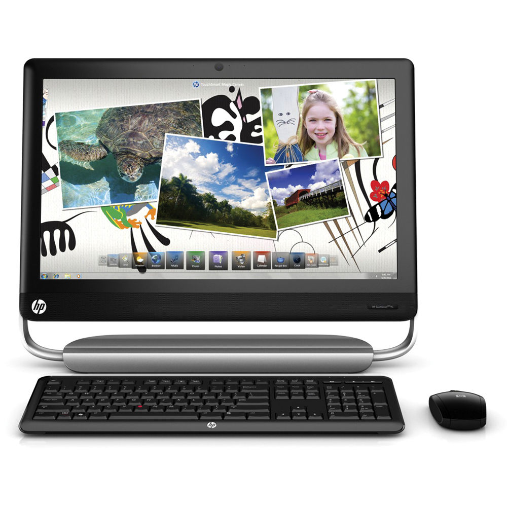 hp touchsmart 520 1050 23 all in one desktop qp791aa aba. Black Bedroom Furniture Sets. Home Design Ideas