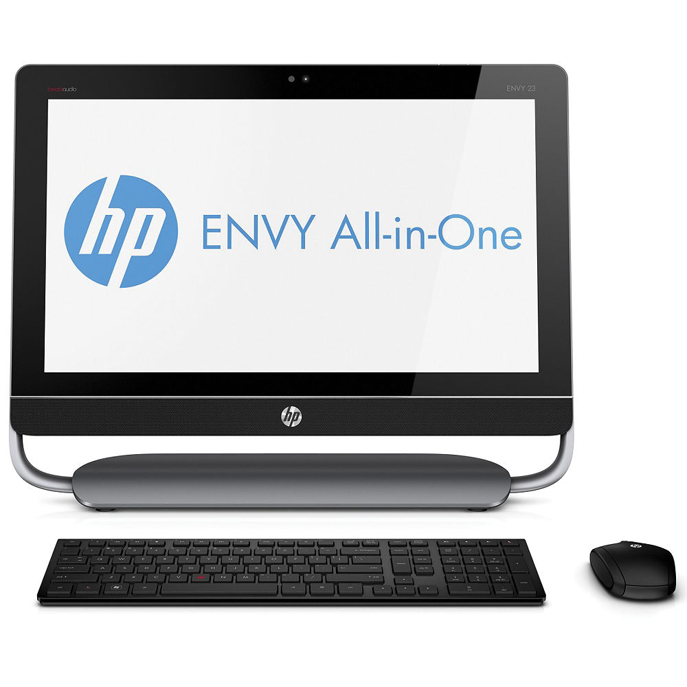 "HP ENVY 23-1060 23"" All-in-One Desktop H3K99AA#ABA B&H