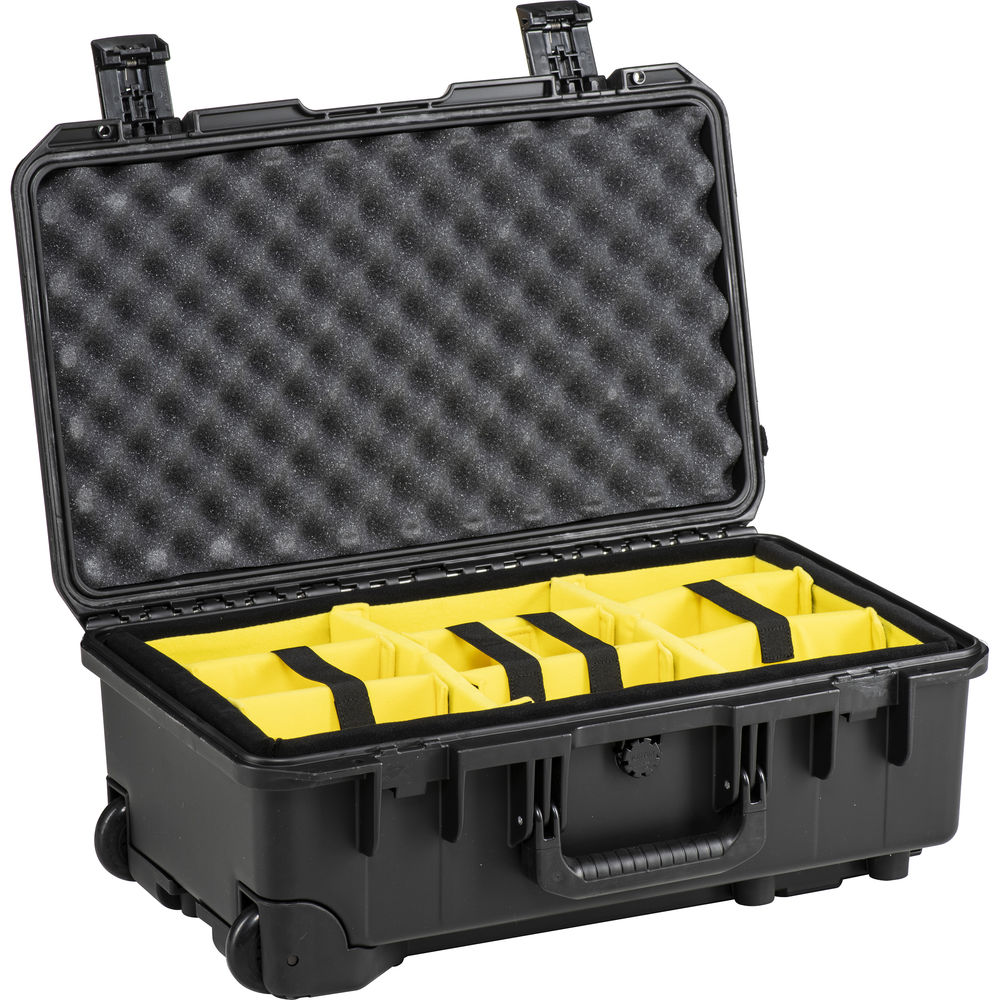 pelican im2500 storm case with padded dividers im2500 00002 b h. Black Bedroom Furniture Sets. Home Design Ideas