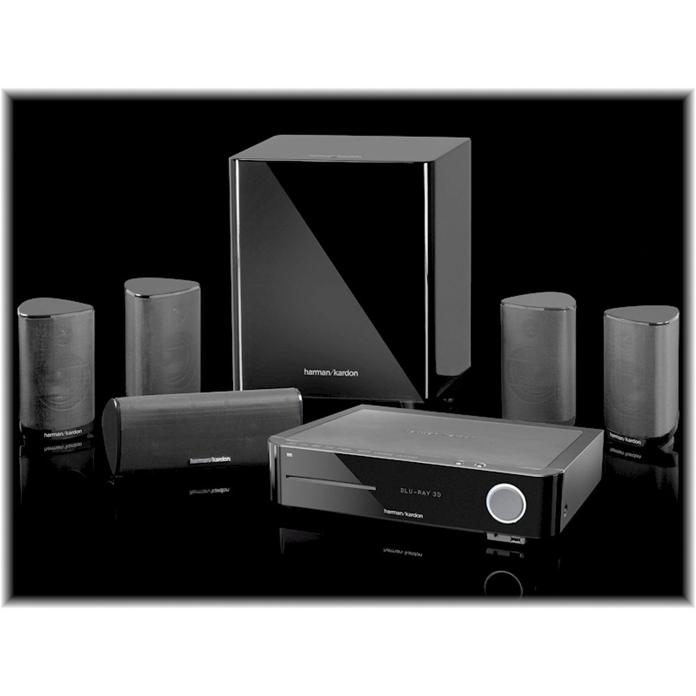 harman kardon home theatre. harman kardon bds 770 5.1-channel home theater system w/ 3d blu-ray theatre 5
